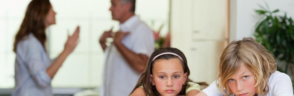 Laat kinderen niet de dupe worden van uw scheiding